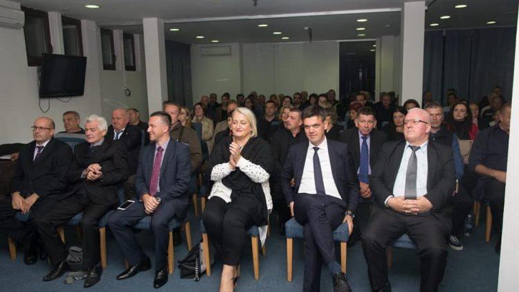 Iz Fojnice podrška Hrvatskom pokretu za Središnju Bosnu i Hrvatskom zajedništvu