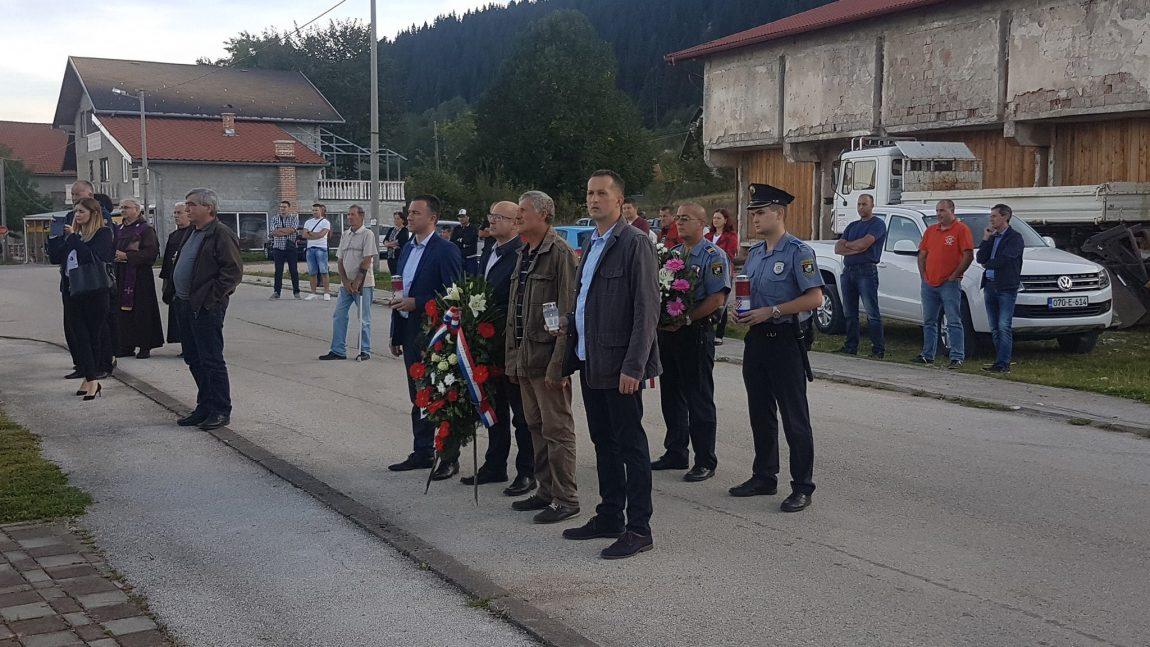 Misa zadušnica za sve poginule branitelja Dobretića