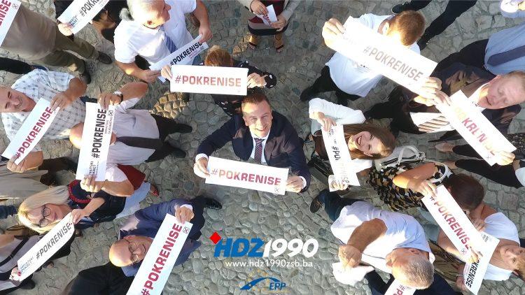"""HDZ 1990 ŽSB – rješenje """"hrvatskog pitanja"""" iznad osobnih interesa!"""